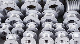 Size range : 25NB to 4000NB in various Stainless steel and Duplex grades. Type : Vibration , Exhaust, Axial, Axial Tied