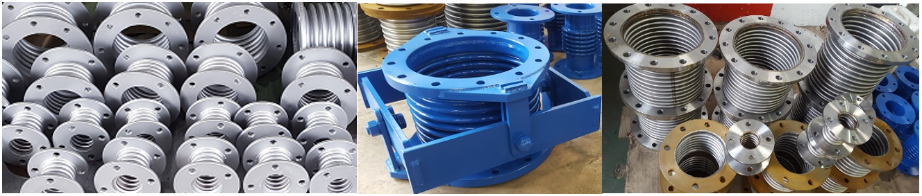 Bellows Expansion Joint Compensators